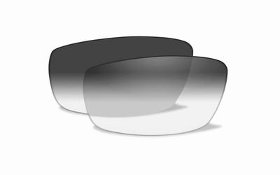 WileyX BOSS grey light adjusting glazen