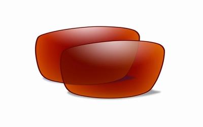 Gepolariseerde crimson mirror glazen voor de MOXY