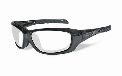 WileyX GRAVITY crystal zwart frame