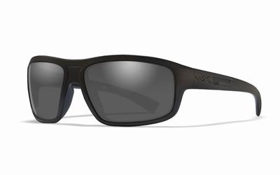 WileyX zonnebril - CONTEND, smoke grey / mat zwart frame