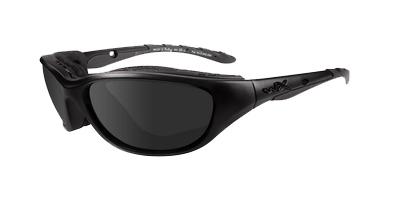 WileyX zonnebril - AIRRAGE smoke grey / mat black frame