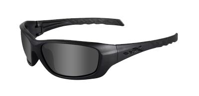WileyX zonnebril - GRAVITY, Grijzsen glazen / mat zw. frame