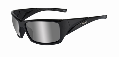 WileyX zonnebril - MOJO gepolariseerd silver flash