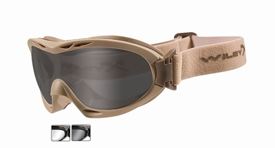 WileyX zonnebril - NERVE - TAN