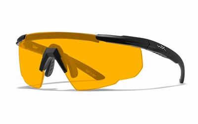 WileyX Schietbril - SABER ADVANCED, light rust / mat zw frm