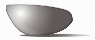 Polarized Smoke Gray glazen voor de MOJO - LAATSTE