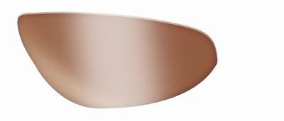Bronze Brown glazen voor de REVOLVR