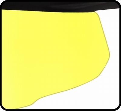 Yellow glazen voor de SABER ADVANCED