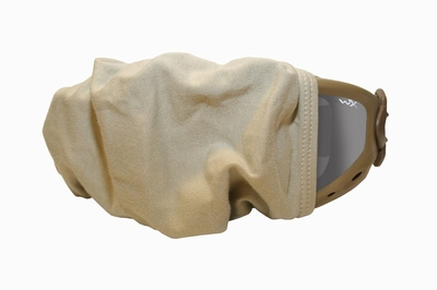 Large Tan Goggle Sleeve voor de SPEAR