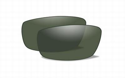 Green Polarized glazen voor de SAINT