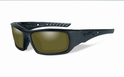 WileyX zonnebril - ARROW,  geel gepolariseerd