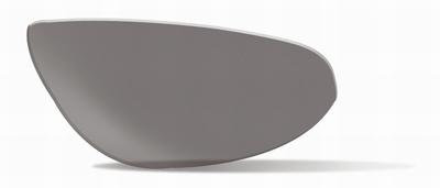 Smoke Gray glazen voor de P-17