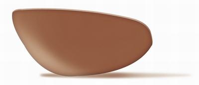 Bronze glazen voor de P-17