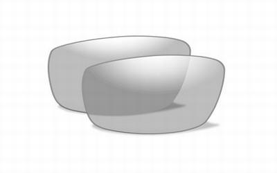 Clear glazen voor de GUARD Advanced