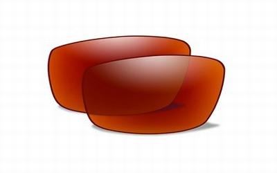 Gepolariseerde Crimson Mirror Red glazen voor de VALOR