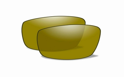 Polarized gele glazen voor de ARROW