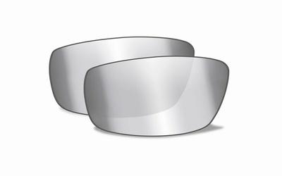 Polarized Silver Flash glazen voor de BLINK - LAATSTE