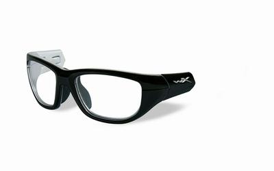 Wiley X los frame voor de VICTORY, zwart/aluminum