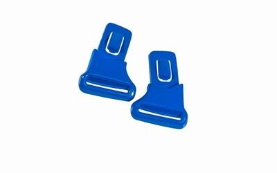 Wiley X losse clips voor de FLASH, royal blauw