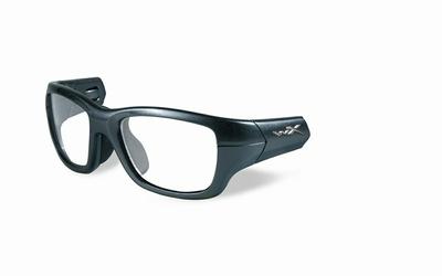 Wiley X los frame voor de FLASH, graphite/zwart
