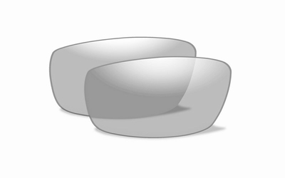 WileyX BOSS heldere (clear) glazen