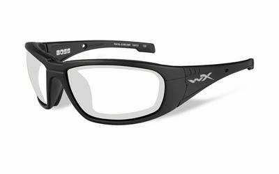 WileyX BOSS frame mat zwart
