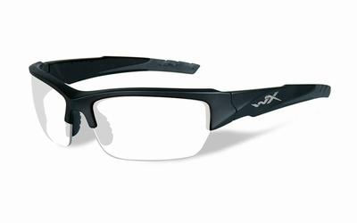 WileyX bril - VALOR clear glas, 2 tone black frame