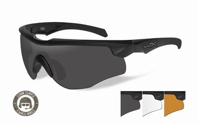 WileyX zonnebril-schietbril - ROGUE COMM - (meerdere lenzen)