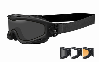 WileyX zonnebril - SPEAR (goggle) - dual lens