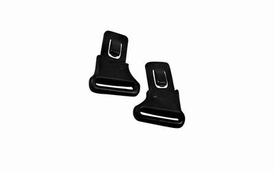 Wiley X losse clips voor de CRUSH, zwart