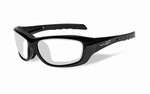 WileyX GRAVITY gloss black frame