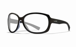WileyX MYSTIQUE glanzend zwart frame