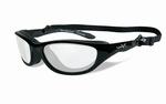 WileyX AIRRAGE frame glanzend zwart