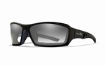 WileyX zonnebril - ECHO meekleurend glas / glans zwart frame