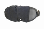 NERVE Small Black Goggle Sleeve