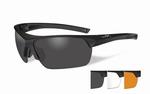 WileyX zonnebril - GUARD Advanced  (meerdere lenzen)