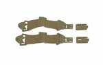 WileyX SPEAR (goggle)  ARC Rail Attachment System -Tan