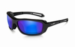 WileyX zonnebril - WAVE gepolariseerd blue mirror