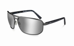 WileyX zonnebril - HAYDEN, gepolariseerd silver flash